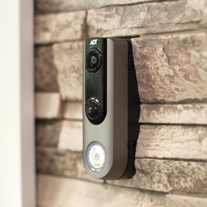 Rockford doorbell security camera